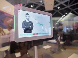 ISE 2019: signage en room booking bij ProDVX
