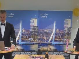 BIS|Econocom wint Cisco Collaboration Partner of the Year award