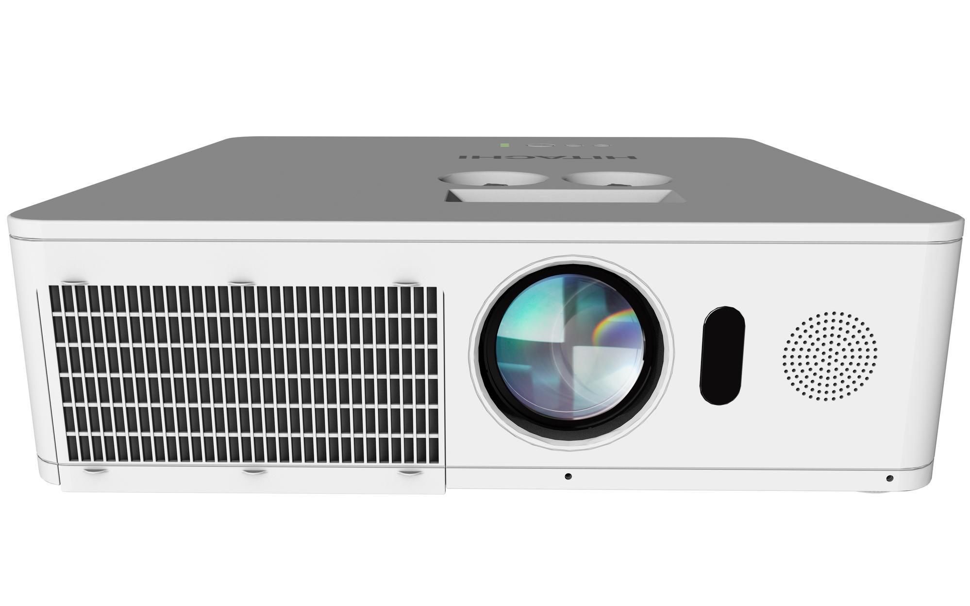 hitachi lp wu6500. de lp-wu6500 is een zeer welkome aanvulling op bestaande reeks led projectoren van hitachi. krachtige beamer deze innovatieve fabrikant, hitachi lp wu6500