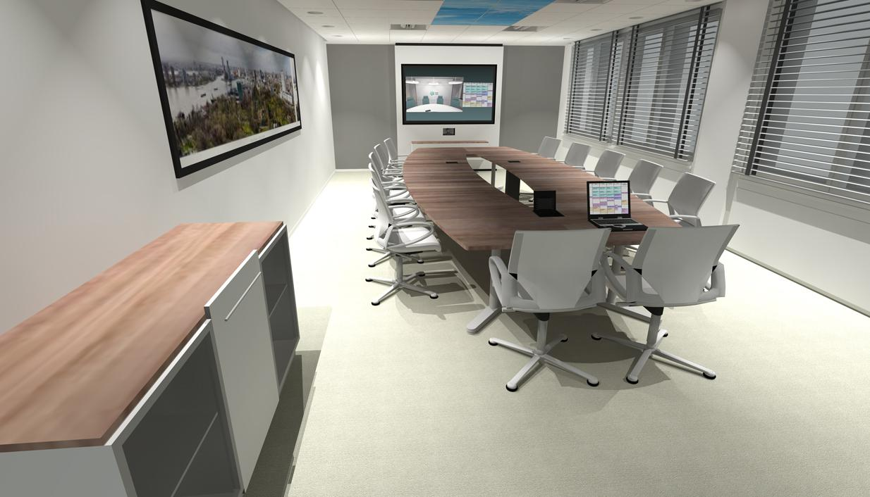 interior projects boardroom