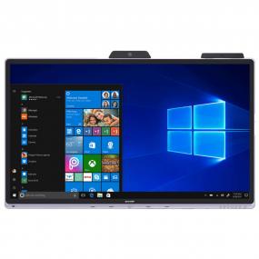 "Sharp Windows Collaboration Display 4K 70"" ( Sharp WCD ) - Vast aan de wand"